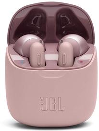 Kõrvaklapid JBL Tune 220TWS Pink, juhtmevabad
