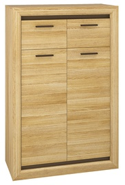 ML Meble Baltica 06 Chest Of Drawers Oak