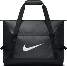 Nike Academy Team Football Duffel Bag M BA5504 010 Black