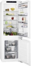 Встраиваемый холодильник AEG SCE81811LC