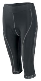 Force Lady Bike 3/4 Shorts Black XS