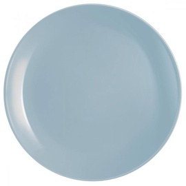 Luminarc Diwali Dinner Plate D25cm Light Blue