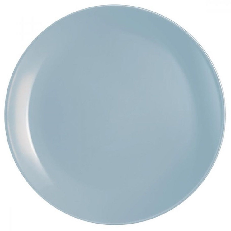 Luminarc Diwali Dinner Plate D25cm Light Blue