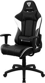Игровое кресло Thunder X3 EC3 Black/White