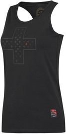 Thorn Fit Lady Tank Top Cross Black M