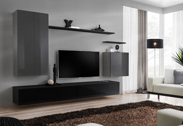 ASM Switch II Wall Unit Graphite/Black