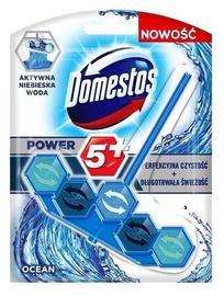 Domestos Power 5 Blue Water Ocean Toilet Block 53g