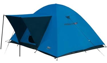 4-местная палатка High Peak Texel 4 10179, синий