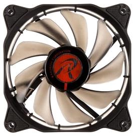 Raijintek Fan Auras 12 LED Red