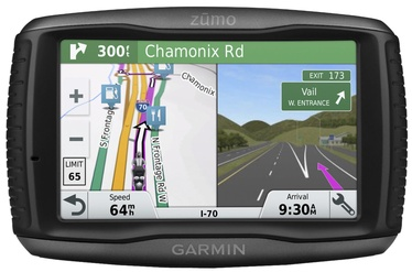 Navigaator Garmin Zūmo 595LM Europe Travel Edition