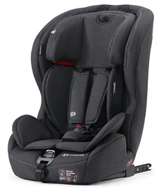 Turvahäll KinderKraft Safety-Fix Black, 9 - 36 kg