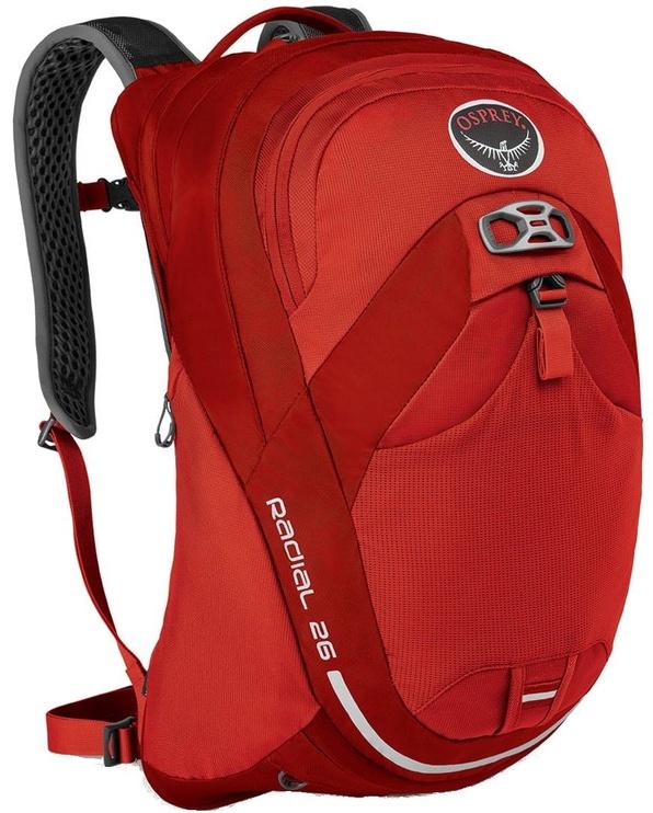 Osprey Radial 26 Red