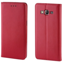 TakeMe Smart Magnetic Fix Book Case For Huawei P30 Red