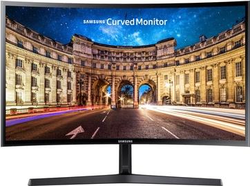 Монитор Samsung LC24F396FHUXEN, 24″, 4 ms