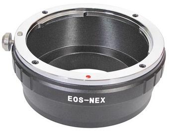Fotocom EOS-NEX Mechanical Lens Adapter