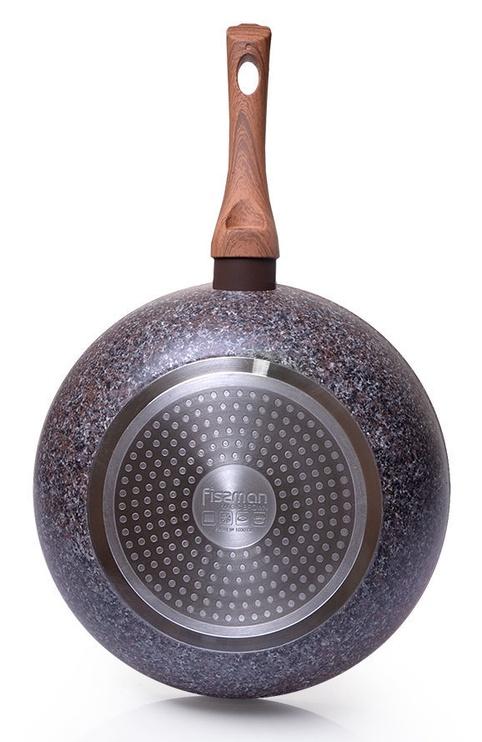 Fissman Vulcano Wok Pan 28x8cm Brown