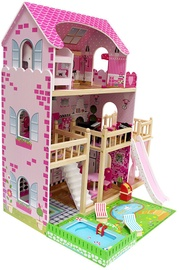 4IQ Sonia Wooden Doll House