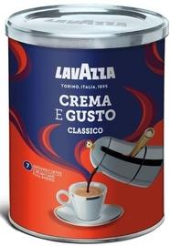 Jahvatatud kohv Lavazza Classico Crema E Gusto, 0.25 kg