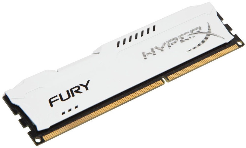 Kingston HyperX Fury White 16GB 2133MHz CL14 DDR4 DIMM KIT OF 2 HX421C14FW2K2/16
