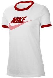 Nike W Tee Futura Ringe T-Shirt CI9374 101 White XS