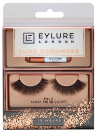 Eylure Luxe Cashmere False Eyelashes No.4