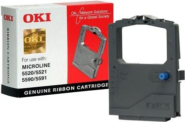 Oki Microline Ribbon Tape Black 01126301