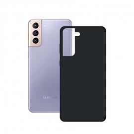 Ümbris silikoon Ksix Samsung Galaxy S21 Plus juoda