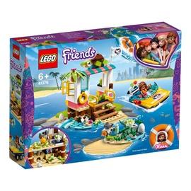 Lego Blocks Friends Turtles rescue 41376