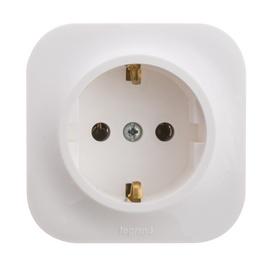 Legrand Forix Surface Socket 782411 White
