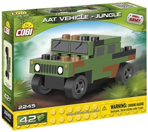 Cobi Small Army NATO AAT Vehicle Jungle Nano 42pcs 2245