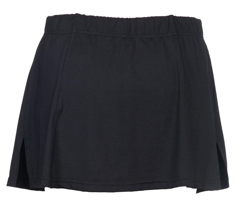 Bars Womens Tennis Skirt Black 64 XL