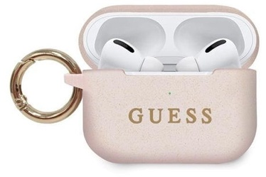 Guess Protection Case For Apple AirPods Pro Light Pink