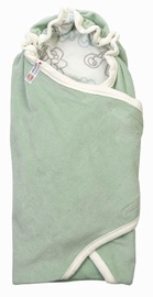 Laste magamiskott Lodger Wrapper Empire Silt Green, 110 cm