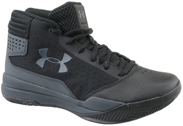 Under Armour Basketball Shoes BGS Jet 2017 1296009-001 Black 38.5