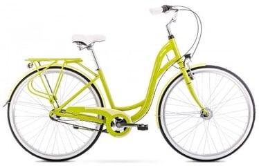 """Jalgratas Romet Sonata 2 2021, roheline, 19"""", 28"""""""