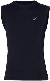 Asic Gel Cool Sleeveless Top 2011A318-001 Black S