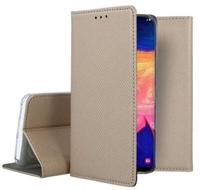 Mocco Smart Magnet Book Case For Samsung Galaxy S21 Gold