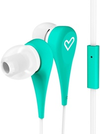 Energy Sistem Style 1+ In-Ear Earphones Mint