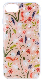 Mocco Spring Back Case For Samsung Galaxy J4 Plus J415 White Snowdrop