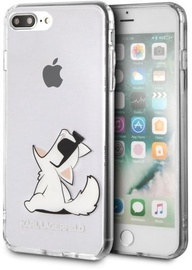 Karl Lagerfeld Choupette Fun Back Case For Apple iPhone 7 Plus/8 Plus Transparent