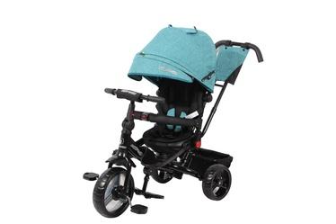 """Laste jalgratas Madej XG7236-1-2, must/roheline, 12"""""""