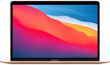 "Apple MacBook Air 13.3"" Retina / M1 / 8GB RAM / 512GB SSD / SWE / Gold"