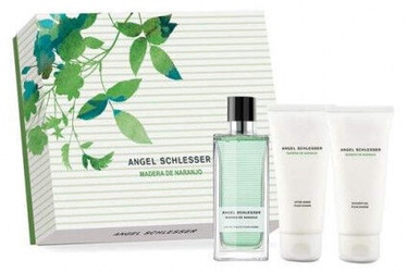 Набор для мужчин Angel Schlesser Madera De Naranjo 3pcs Set 300ml EDT