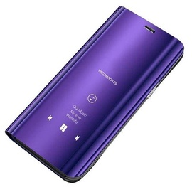 Hurtel Clear View Case For Samsung Galaxy S8 Purple