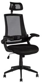 Home4you Office Chair Novara Black