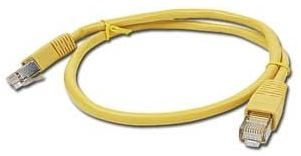 Gembird CAT 5e UTP Patch Cable Yellow 5m