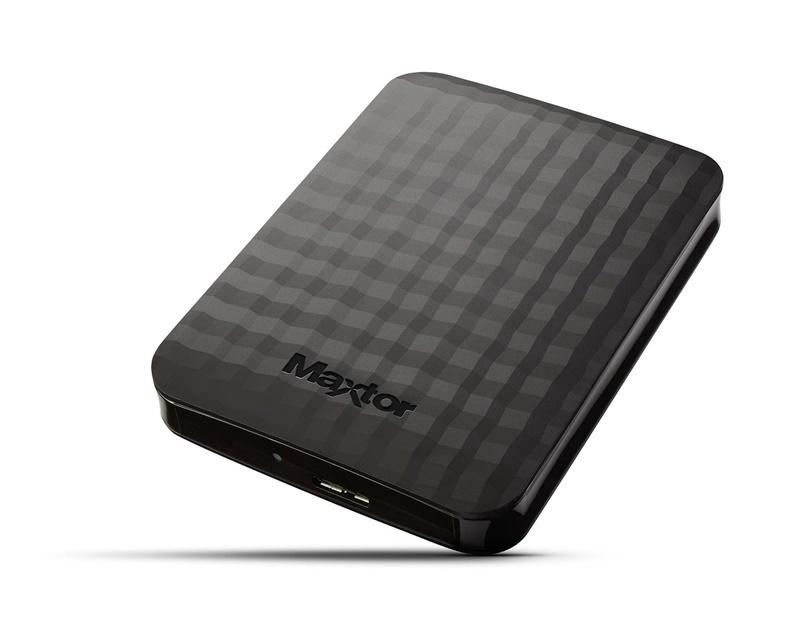 """Väline kõvaketas Maxtor STSHX-M500TCBM, 2,5"""", 500 GB, USB 3,0"""