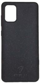 Screenor Ecostyle Back Case For Samsung Galaxy A71 Indigo Black