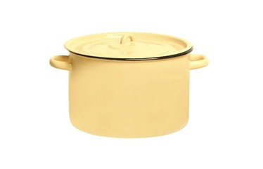 SN Enamelled Metal Pot D26 7l