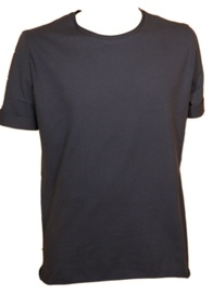 Bars Mens T-Shirt Dark Blue 207 XXL